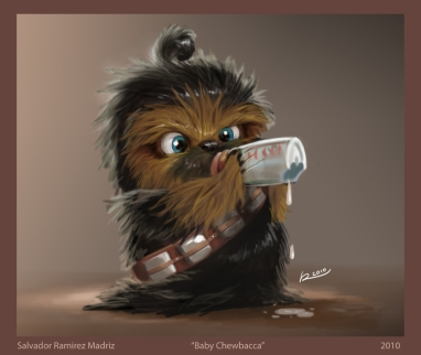 Baby_Chewbacca