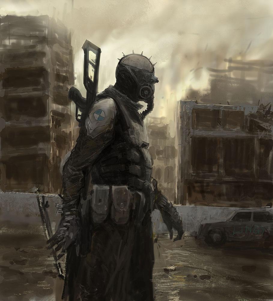 Apocalyptic Soldier Pics: Kerlaft Le Roliste Since 1981