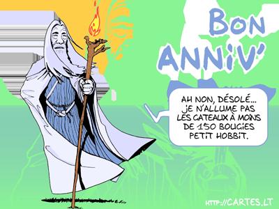 Anniversaire Kerlaft Le Roliste Since 1981