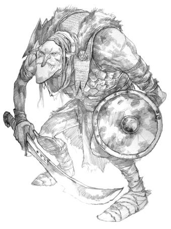 goblin_chieftain_by_jonhodgson-d4ppnhm