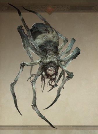 great_spider_of_mirkwood_by_jonhodgson-d45g15d
