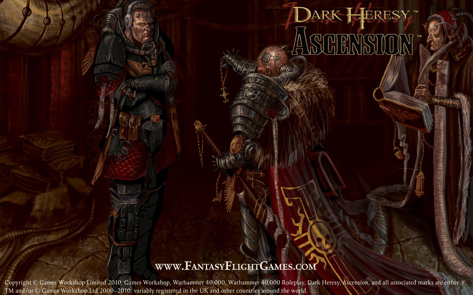 Dark Heresy Capítulo Segundo Comunidad Umbría Rol Por Web