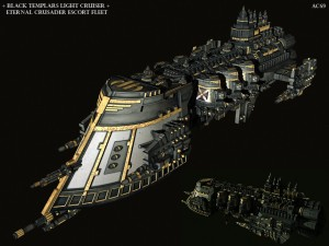 BlackTemplars_Light_Cruiser