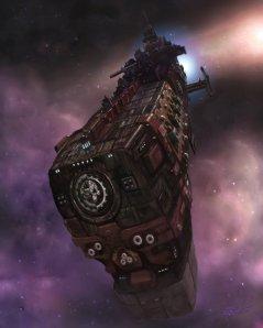 Mechanicum_Star_Ship