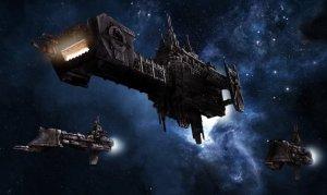 Rogue Trader Ships 2
