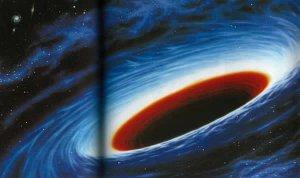trou noir de chaudron