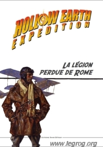 legion perdue de rome