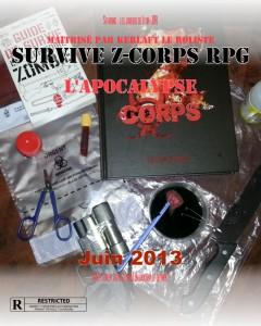 Partie Kerlaft jdr Z Corps