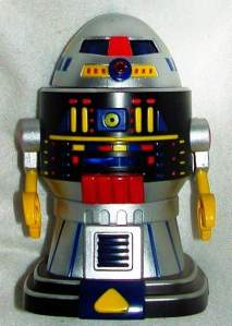 Culbutor le robot